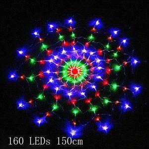 GUIRLANDE D'EXTÉRIEUR Round LED NET Guirlande lumineuse à 160 LED LVB po