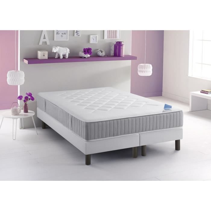 dunlopillo strophe matelas 160x200 latex achat vente matelas cdiscount. Black Bedroom Furniture Sets. Home Design Ideas