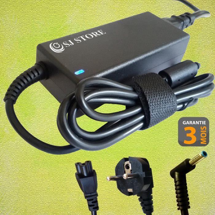 Alimentation - Chargeur pour HP Envy 14-J008TX 14-J009TX 14-J011TX