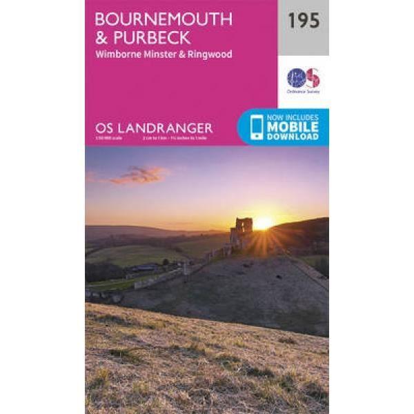 Bournemouth & Purbeck, Wimborne Minster & Ringwood 9780319262931