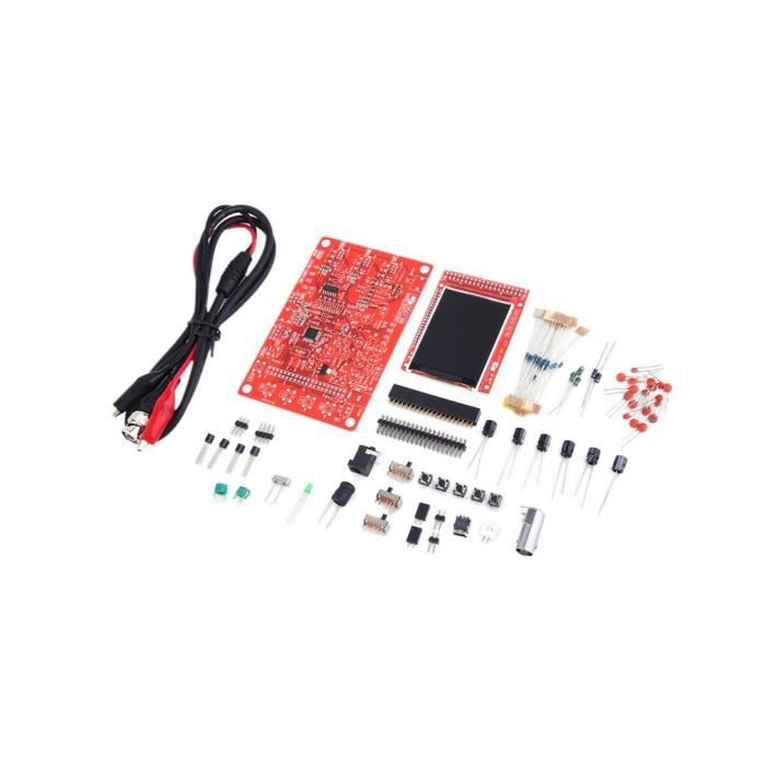 Kit d'oscilloscope numérique Diy électronique kit d'apprentissage