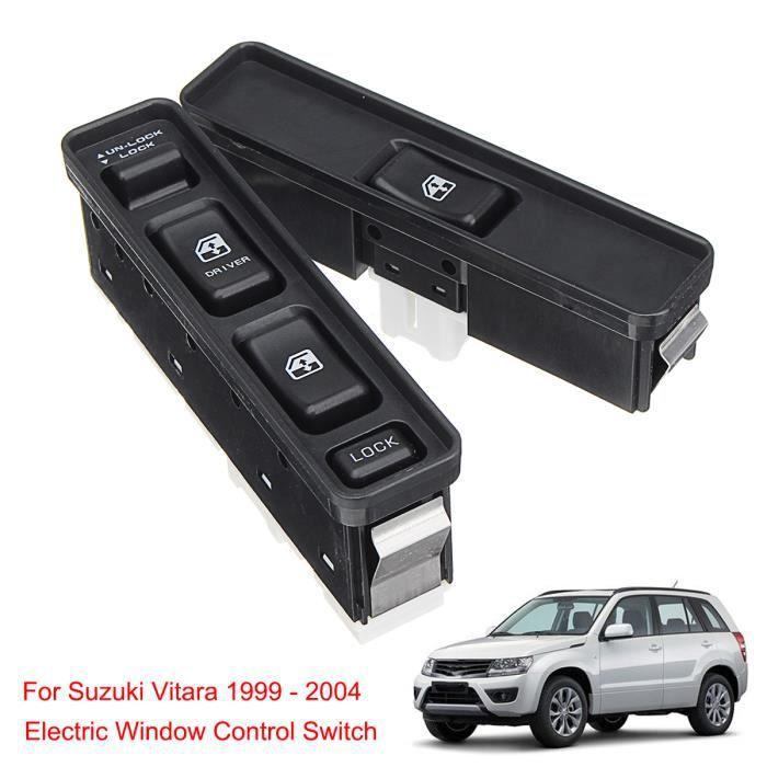 NEUFU 2x Interrupteur de Lève-vitre Pour Suzuki Vitara 3799060A00 99-04