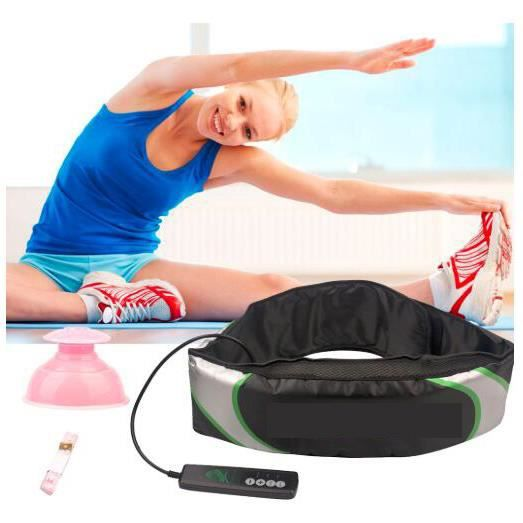 Perte poids ceinture abdominale, Brûler les Graisses, Belt-Pour Utilisé pour L'abdomen/Epaule/Cuisses/Jambes/Hanches/Dos Etc