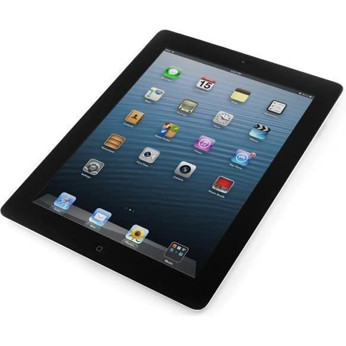 apple ipad 4 retina 16go wifi a1458 prix pas cher. Black Bedroom Furniture Sets. Home Design Ideas