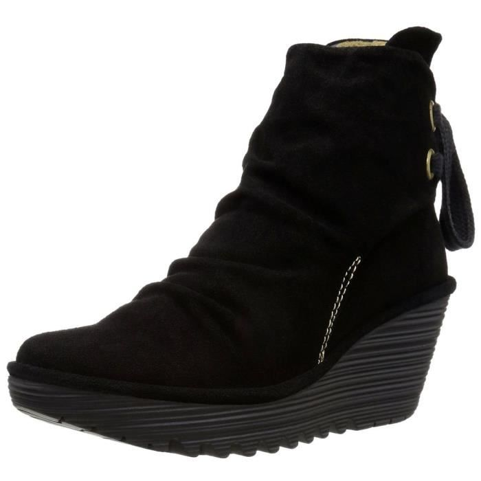 bottines / low boots yama femme fly london p500326