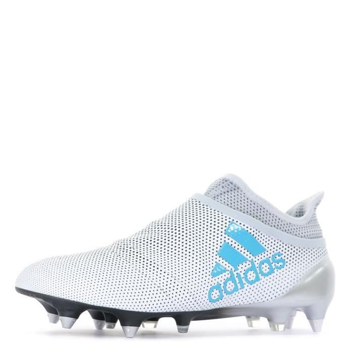 2018 shoes meet separation shoes Chaussure adidas blanc - Achat / Vente pas cher