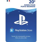 ABONNEMENT Abonnement Playstation Network Live Card 20 € PS4