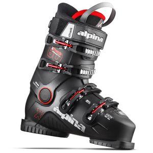 CHAUSSURES DE SKI ALPINA Chaussures de ski Xtrack 60 Homme Noir