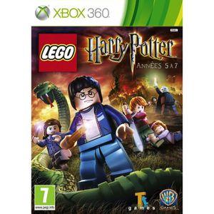 JEU XBOX 360 LEGO HARRY POTTER ANNÉE 5 À 7 / Jeu console X360