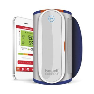 Tensiom?tre connecté - BEWELL CONNECT MyTensio BW-BA1,BEWELL CONNECT,