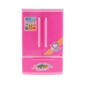 DINETTE - CUISINE REFRIGERATEUR  Jouer Maison Mini Réfrigérateur Enf