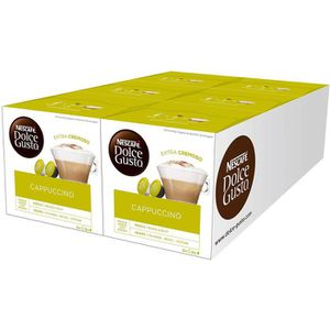 CAFÉ CD-1438Nescafe Dolce Gusto capsules de café cappuc