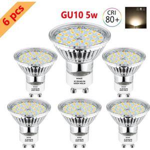AMPOULE - LED Wowatt 6x GU10 Lampe 5W Ampoule LED Spot Lumiere L
