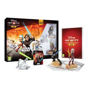 JEU PS3 Disney's Infinity 3.0 Star Wars Starter Pack PlayS