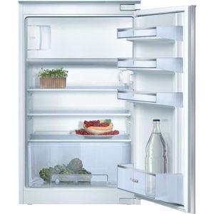 RÉFRIGÉRATEUR CLASSIQUE BOSCH KIL18V20FF - Réfrigérateur 1 porte encastrab