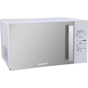 MICRO-ONDES Brandt - micro-ondes 26l 900w - sm2606w