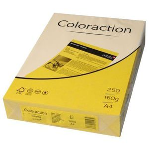 PAPIER IMPRIMANTE Coloraction Antalis 838A 160S 7 Papier A4 160 g…