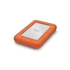 DISQUE DUR EXTERNE LaCie Rugged Mini Disque dur externe portable 2,5