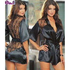 MAILLOT DE CORPS 1 set Vêtements Femmes Set Nightgown Lace Hot Fash