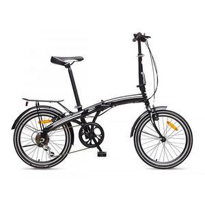 VÉLO PLIANT Vélo Pliant Zonix 20 Pouces Freins au Guidon Shima