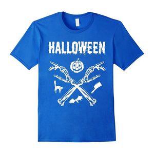T-SHIRT T-shirt Halloween Skeleton - Tee-shirt en coton à