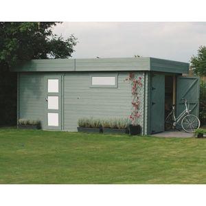 GARAGE SOLID Garage Modern 358x538cm - 40mm
