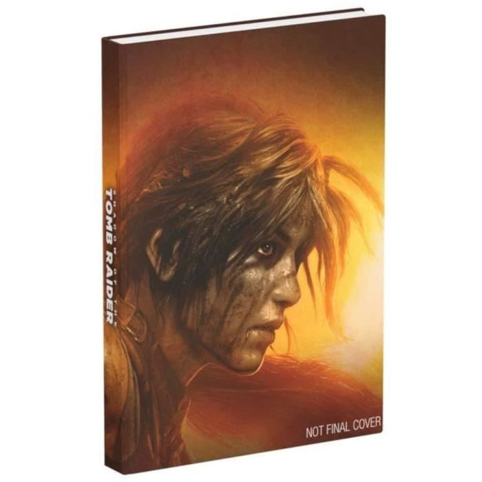 Guide de jeu Shadow of the Tomb Raider - Edition Collector