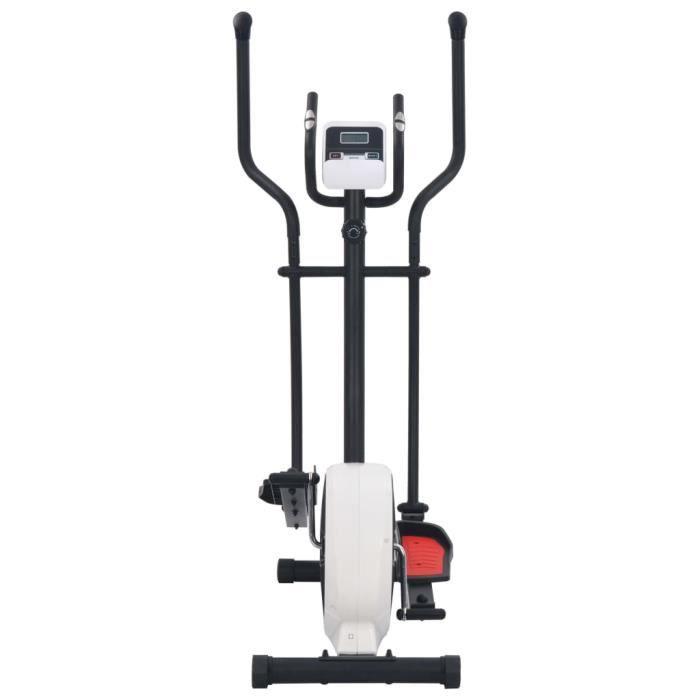 Super Vélo elliptique - Vélo d'appartement Vélo d'Exercice d'Intérieur magnétique avec mesure du pouls @429339
