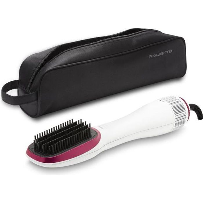 CALOR CF6220C0 Brosse séchante 2en1 EXPRESS AIR BRUSH - Blanc