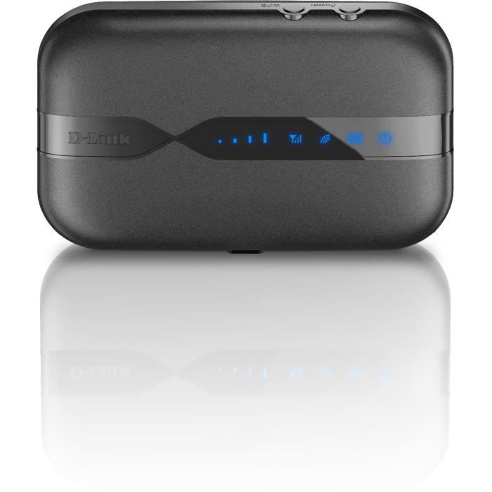 D-LINK Routeur mobile Wireless- DWR-932 - N150 4G LTE Cat4