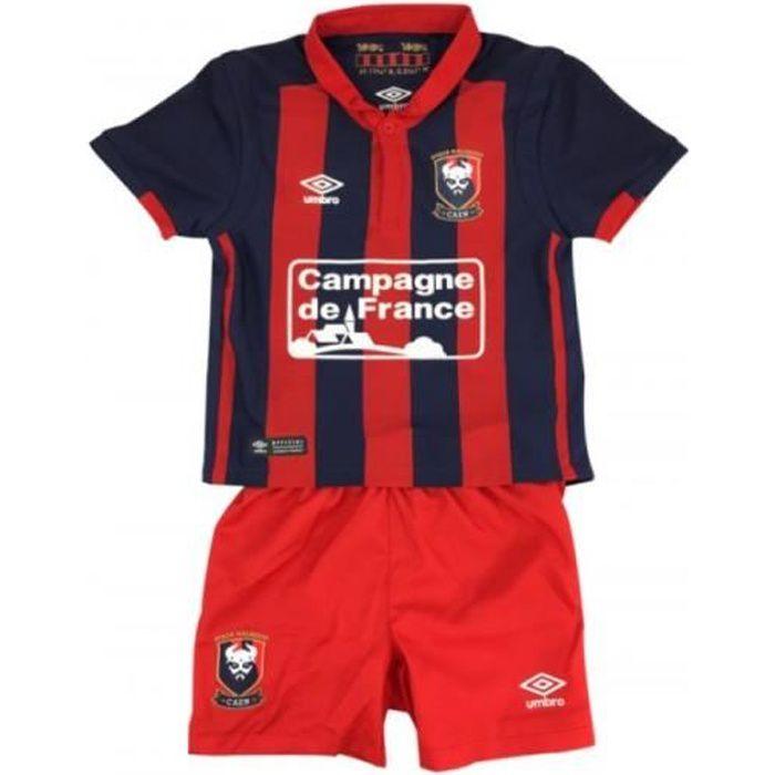 Mini kit SM Caen domicile enfant Umbro