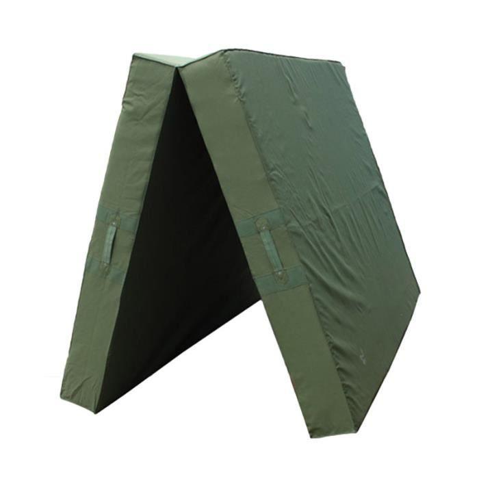 1 pc tapis de sol d'exercice pliable élastique Portable d'entraînement de gymnastique TAPIS DE SOL - TAPIS DE GYM - TAPIS DE YOGA