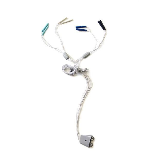 Connectique à fils multisport pro précision Sport-Elec Electrostimulation