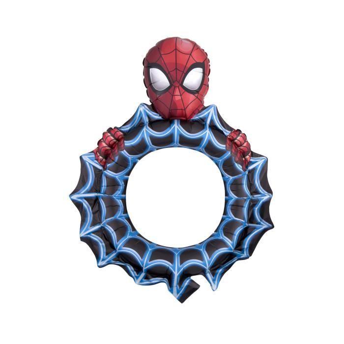 ballon gonflable spiderman aluminium 23 cm marvel jouet plein