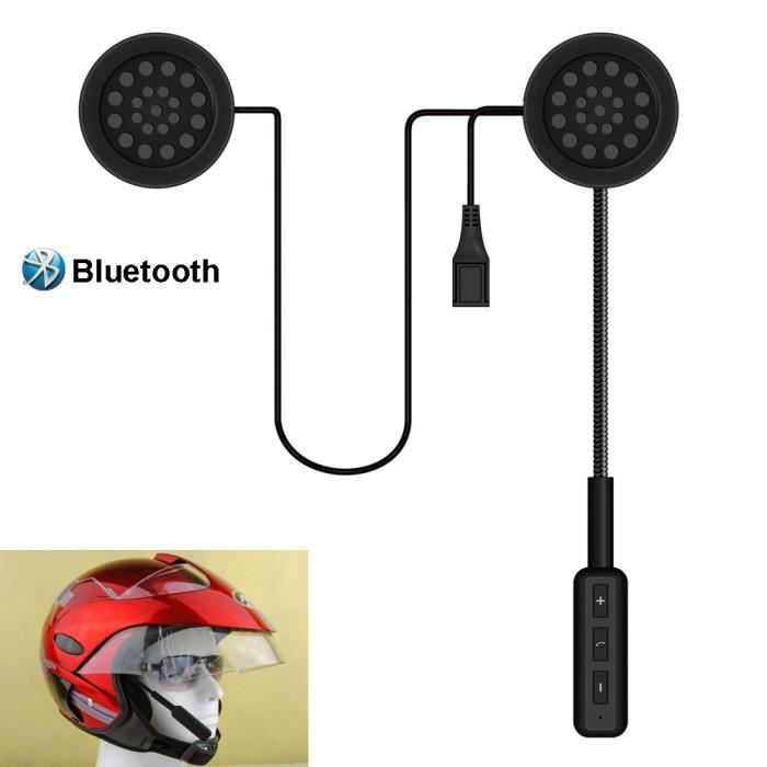 INTERCOM MOTO Systèmes de communication de casque de Bluetooth d