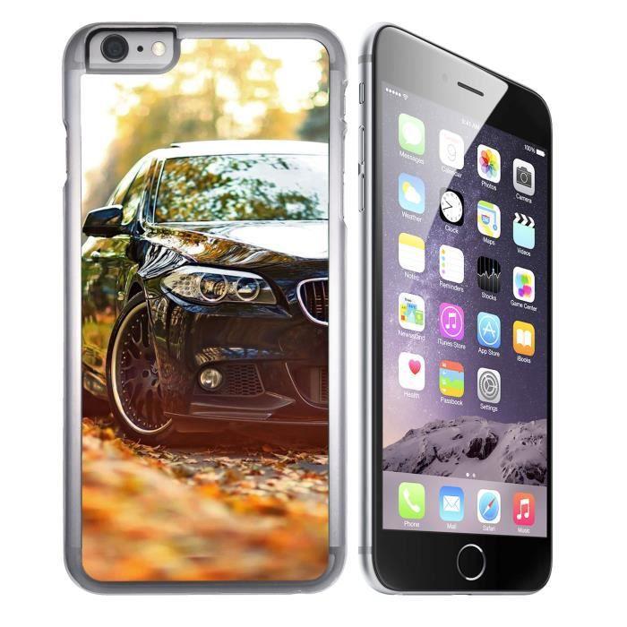 Coque iPhone 7 BMW Automne