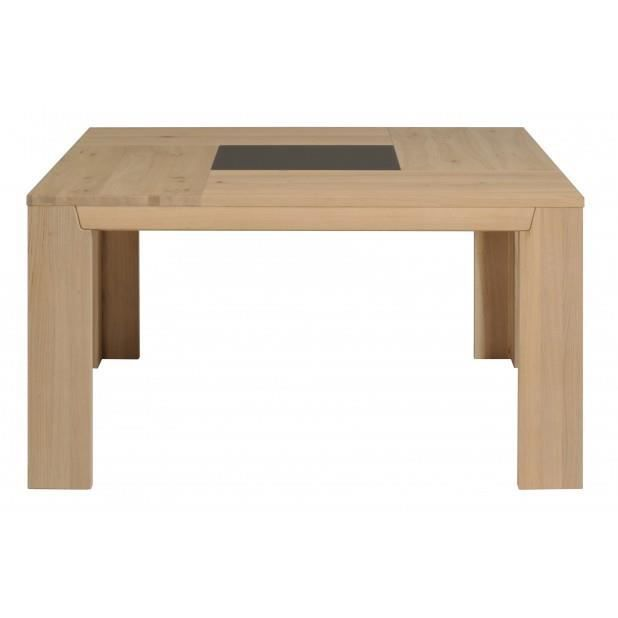 table a manger carree 140x140 achat vente table a. Black Bedroom Furniture Sets. Home Design Ideas