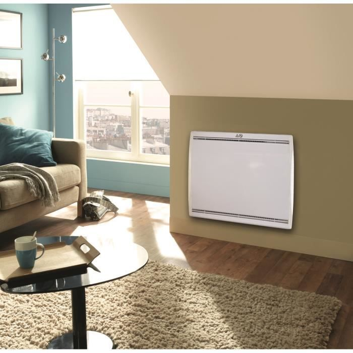 voltman radiateur lectrique inertie fonte 1500w lcd programmable achat v. Black Bedroom Furniture Sets. Home Design Ideas