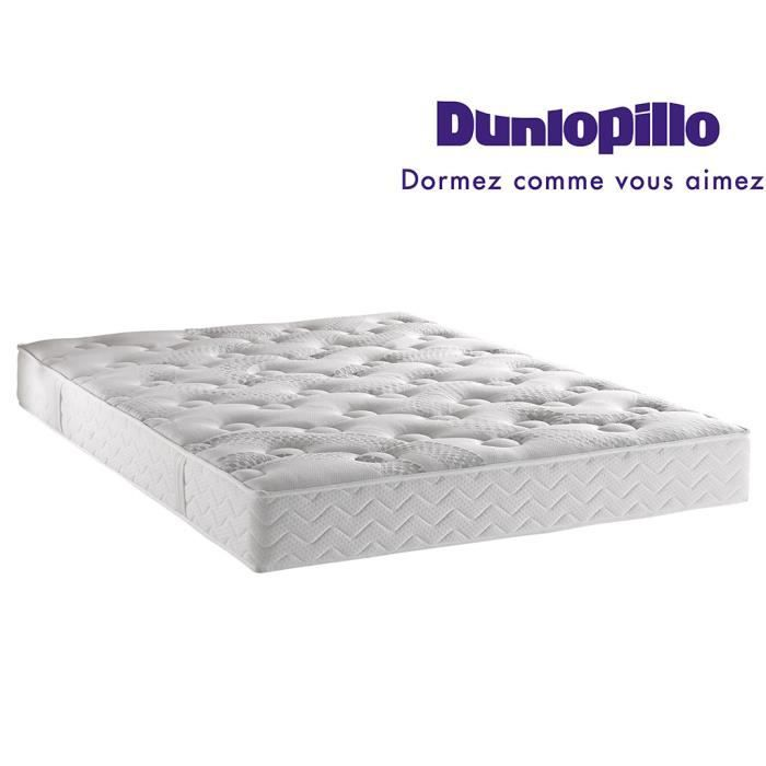 matelas dunlopillo latex aero grand luxe 160x200 achat vente matelas cdiscount. Black Bedroom Furniture Sets. Home Design Ideas