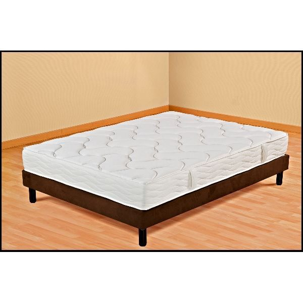 matelas mousse haute r silience 140 x 190 achat vente matelas cdiscount. Black Bedroom Furniture Sets. Home Design Ideas