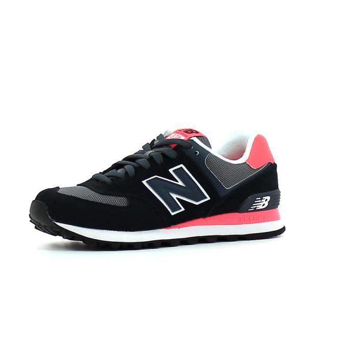 New Balance Baskets basses 574 Noir oHL6cUWd