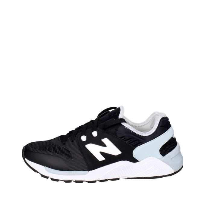 New Balance Sneakers Homme Noir, 45