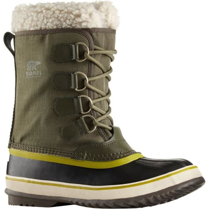 Carnaval d'hiver de neige Boot IHVPP Taille-43