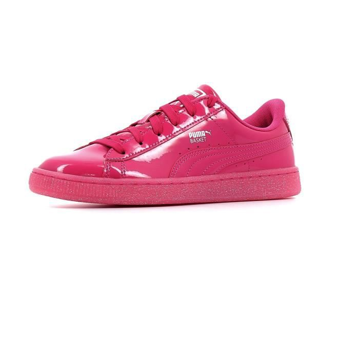 Baskets basses Puma Patent Iced Glitter PS