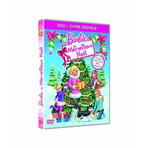 DVD DESSIN ANIMÉ DVD Barbie - merveilleux Noël