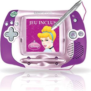 CONSOLE ÉDUCATIVE Leapster Princesses Rose