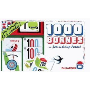 JEU SOCIÉTÉ - PLATEAU ancienne version 1000 Bornes standard