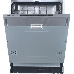 LAVE-VAISSELLE GETECH GLV1249FULL - Lave-vaisselle full encastrab