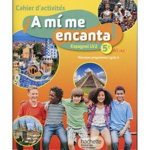 Livre Scolaire Espagnol