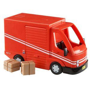 ACCESSOIRE CIRCUIT Véhicule de livraison de camion de SDS de Postman